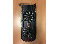 Asus graphic card - fully working condition