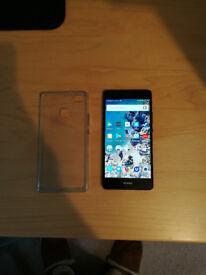 Huawei P9 lite 16GB - Black (Unlocked) Smartphone (Single Sim)