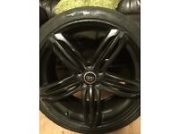 19inch Audi RS6 Alloys