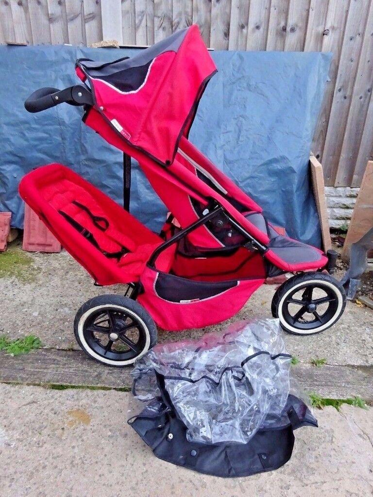 Phil Teds Sport Double Buggy Pushchair Pram In Harrow London Gumtree