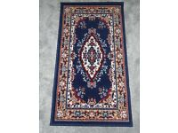 Maestro Traditional Navy Rug - 60 x 110cm - New