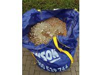 1/2 - 3/4 Bulk Bag of MOT Type 1 Sub-Base from Jewsons
