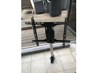 HEAVY DUTY QUALITY TV CEILING MOUNT. WILL HOLD ALMOST ANY SIZE TV. CAN DELIVER