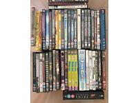 BOX OF DVDS AND BOX SETS