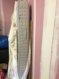 Ikea Double Mattress £50! Used less than 10times pick up asap