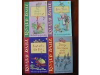 ***Children's books – 4 amazing books by Roald Dahl***