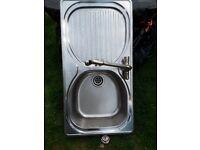 Franke stainless sink