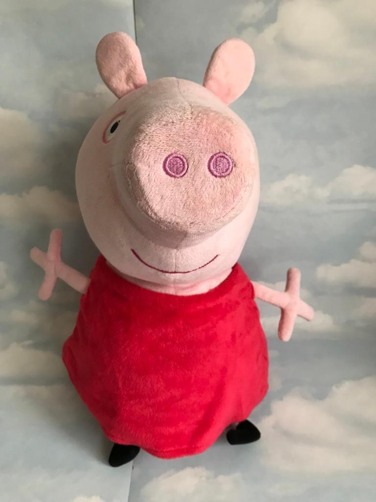 Talking Pepper Pig.