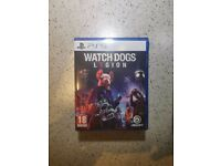 Watch dogs legion for ps5 playstation 5 version