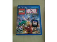 PS Vita Lego Marvel Super Hero's