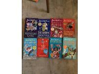 David Walliams book collection