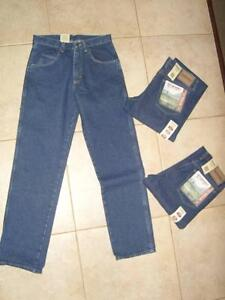 MENS WRANGLER JEANS 3 PAIRS SIZE 30X32 COST $450! BRAND NEW! Serpentine Serpentine Area Preview