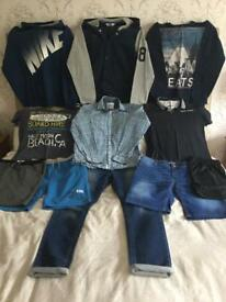 Boys clothes bundle age 14