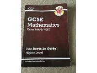 WJEC GCSE Mathematics Revision Guide - Higher Level
