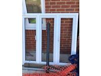 UPVC Double Glazed window - New