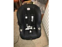 Britax child's car seat for sale. Suitable up to 4 years of age or 18kg. £25 Ono