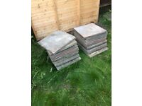 Assorted Paving Slabs