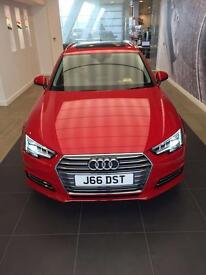 2016(16) Audi A4 Avant 2.0TDI Sport 190 Ultra - S-tronic - Packed with optional extras
