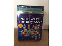 History books for kids/children
