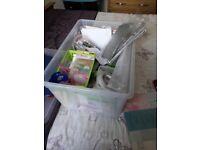 Card making - all materials perfect for anyone new to cardmaking, or someone wishing to top up stock