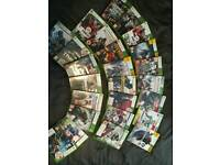 25 Xbox 360 Games In Good Condition All Are Playable