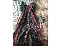 Astec jumpsuit size 8