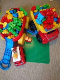 Large megablocks bundle