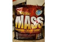 6.8 kg Mutant Mass