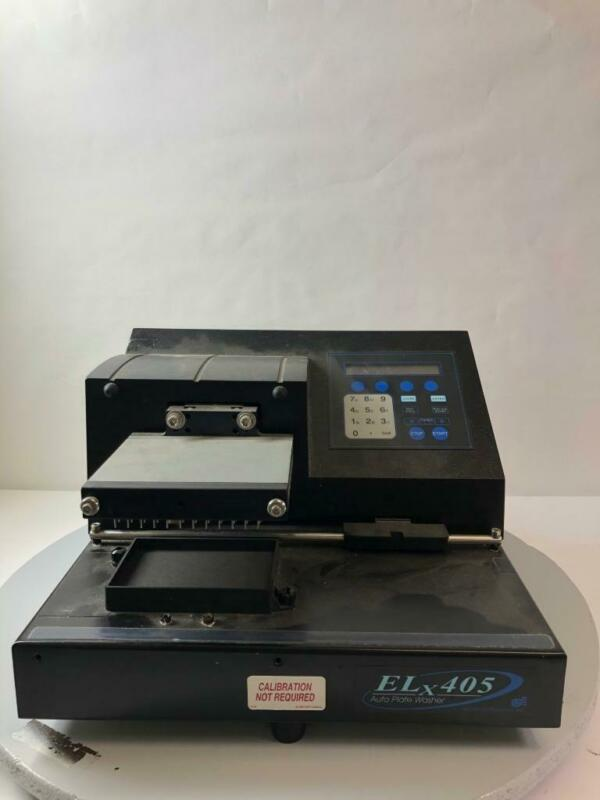 Bio-Tek Automated Microplate Washer ELx405 *LAB* *TESTED*