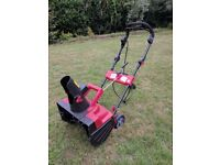 Mantis Electric Snow Clearer / Snow Blower