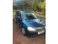 Corsa SXI 2001 for sale £150