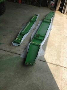 drive belt for 4400-6600 combine, bin extension for JD 9560 London Ontario image 4