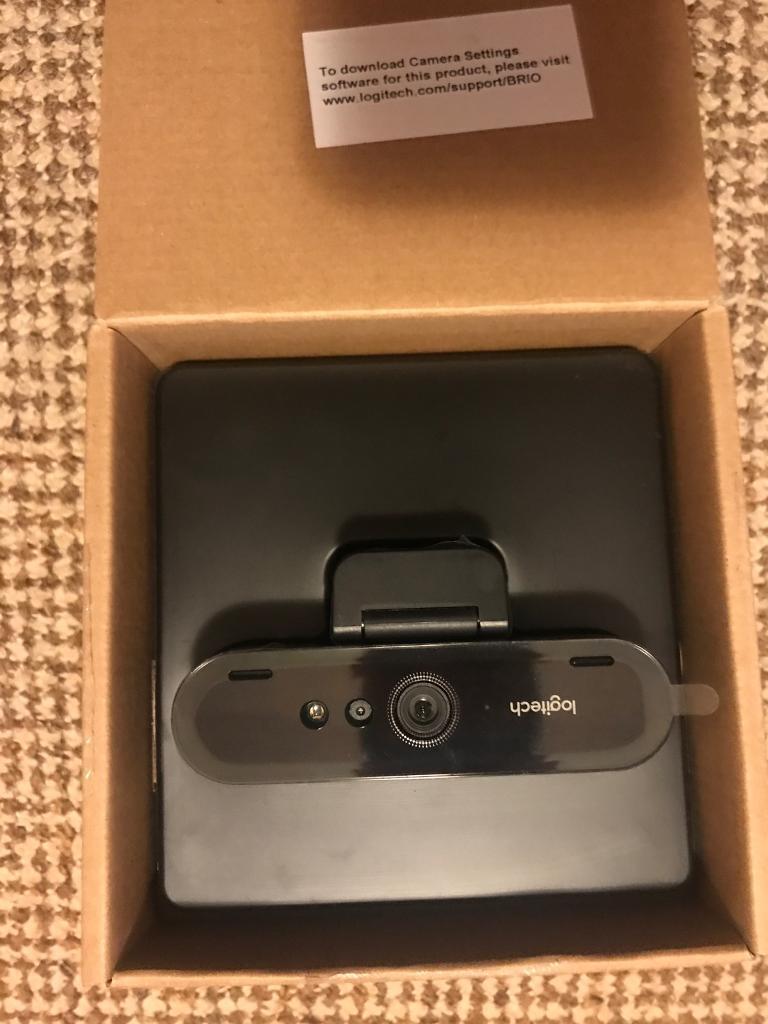 2ac2bc41025 Brio 4K pro Webcam logitech | in Morden, London | Gumtree