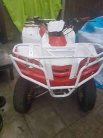 Kymco mxu 450cc quad spares or repaif