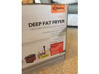 Brand now deep fat fryer