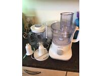 Kenwood food processor.
