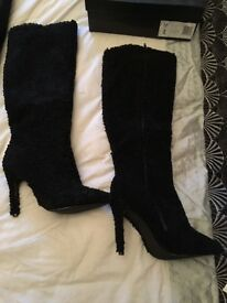 AX LADIES BOOTS size 5