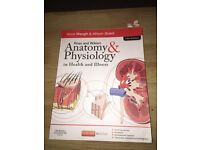 Ross and Wilson Anatomy and Physiology in Health and Illness 12th edition