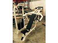 LIFE FITNESS PRO 1 INCLINE CHEST PRESS FORSALE!!