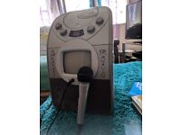 The Easy Karaoke machine