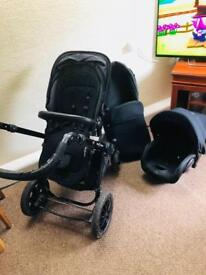Ickle babbu V3 Travel System All-in-One