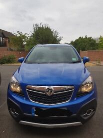 Vauxhall Mokka for sale- great condition, just MOT'd and serviced and had new tires