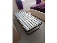 Jaybe small single folding bed.
