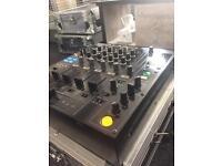 Pioneer DJM-800 (inc. Swanflight Case)
