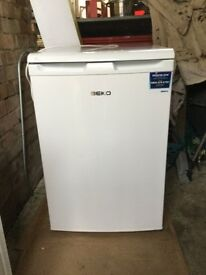 Beko Fridge As New Approx 18 Months Old.