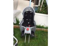 Hamax baby / toddler seat for adult bike