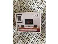 Black star Fly+Extension speaker