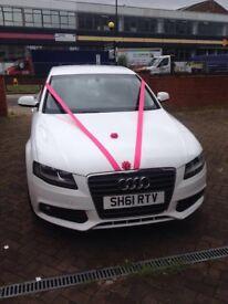 Audi A4 2011 se ibis white