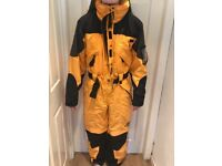 *NEW* NORTH FACE GORETEX ADULT ONE PIECE SKI SUIT