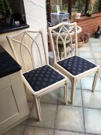 4 kitchen chairs